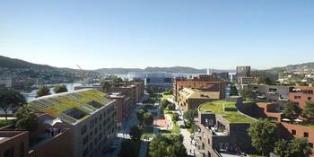 Dokken kan bli det største byutviklingsprosjektet i Norge siden Bjørvika
