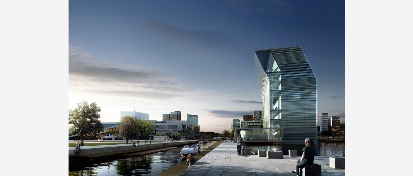 Lund Hagem arkitekter / Atelier Oslo