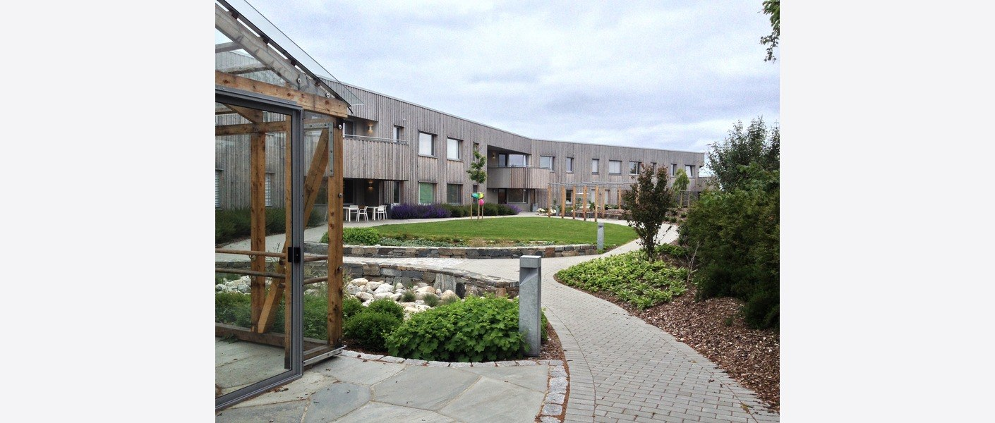 Foto: Brandsberg-Dahls Arkitekter AS