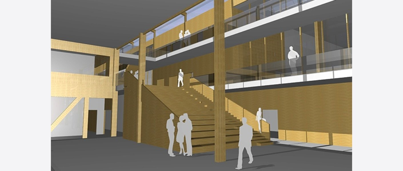 Illustrasjon: HUS arkitekter