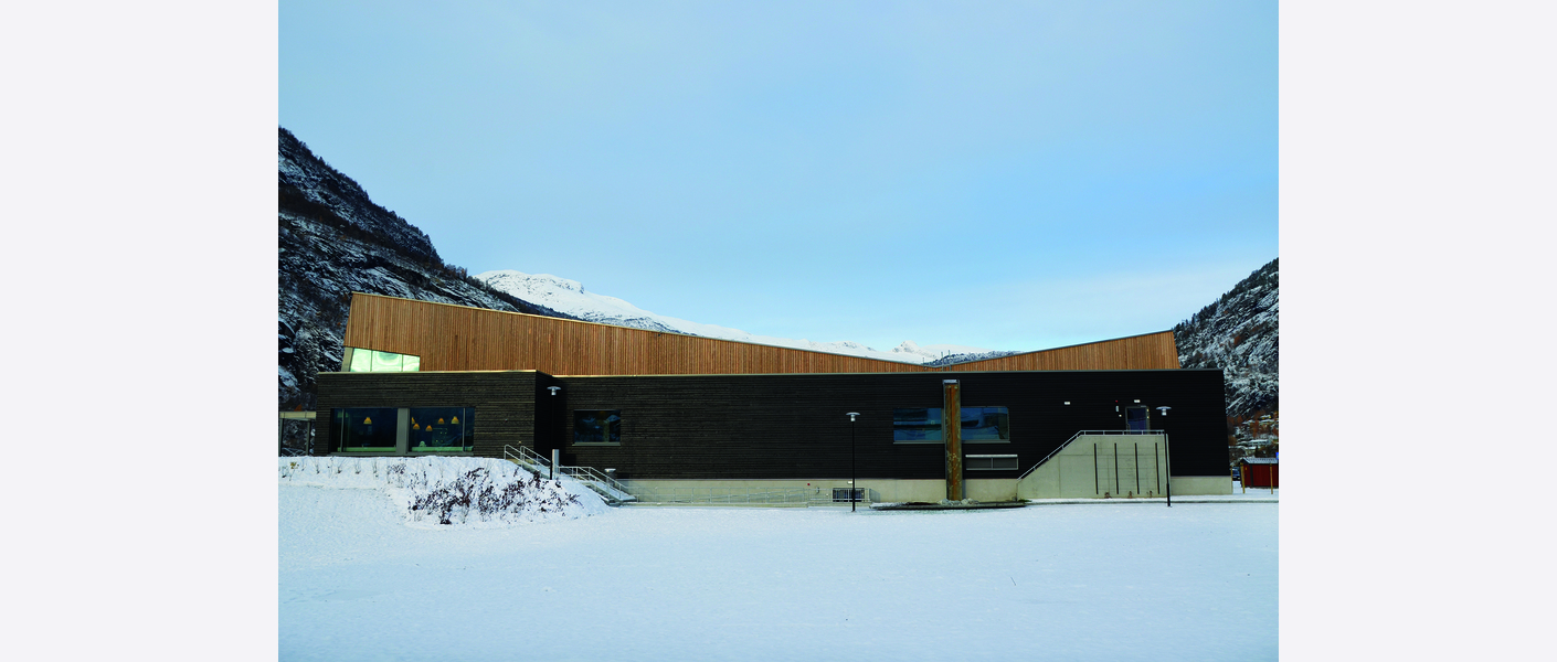 Foto: Frode Aga, Byggeindustrien