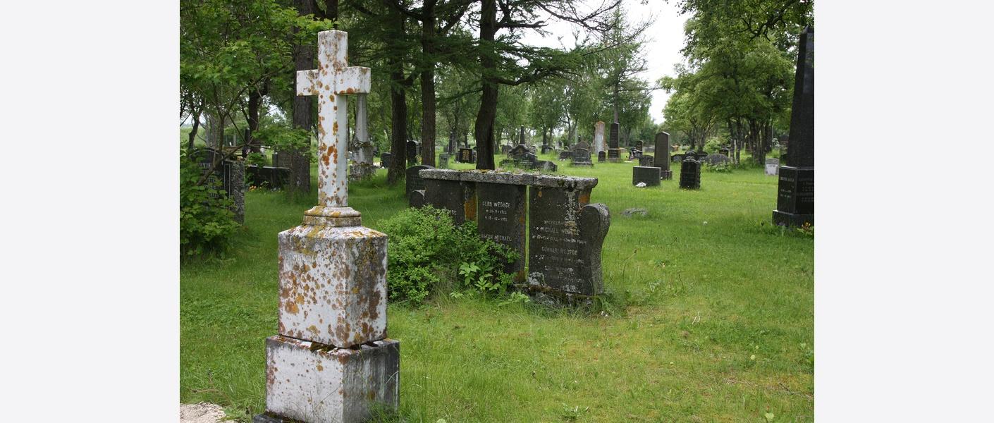 Bodø kirkegård, kvartal 27-52. Foto: Asplan Viak