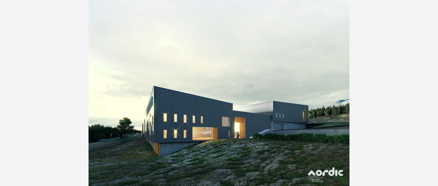 Illustrasjon: Nordic Office of Architecture