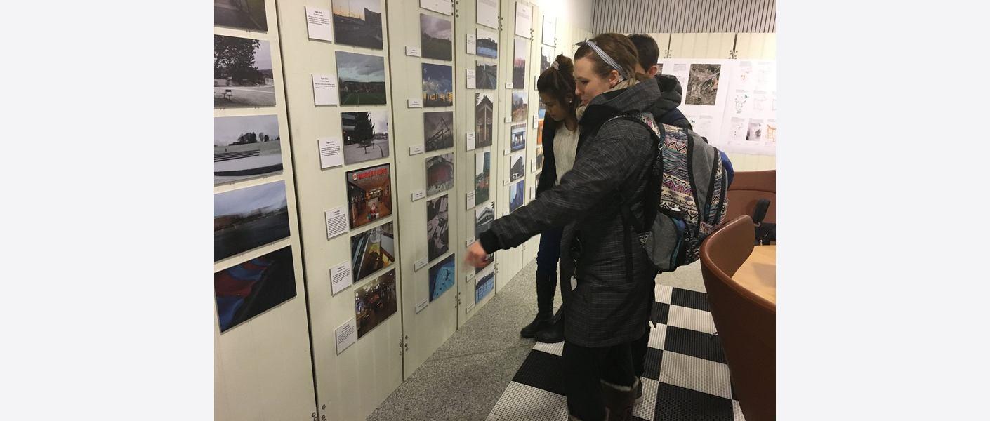 Utstilling Lørenskog hus