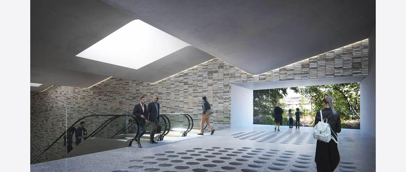 Illustrasjon: Arup, Longva arkitekter og Asplan Viak.