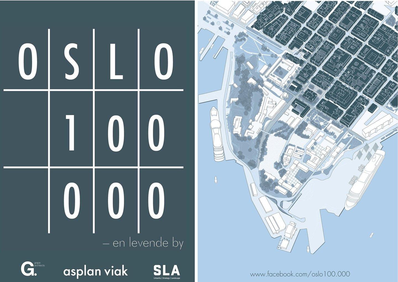 asplan viak kart Hvor mange mennesker kan det bo i Oslo sentrum?   Asplan Viak AS asplan viak kart
