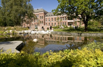 Sykehusparken St. Olavs Hospital