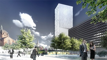 Det nye Regjeringskvartalet - Asplan Viak lanserer Norges nye Byhage