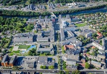 Trondheim/St. Olavs Hospital Attraktiv by 2015