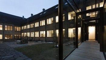 Kongens gate 1 nominert til Statens Byggeskikkpris 2015