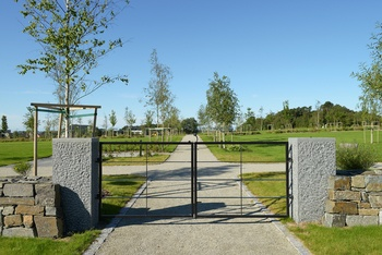 Jåttå Gravlund