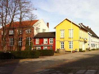Drøbak - Kulturhistorisk stedsanalyse Gamle Drøbak (DIVE)