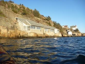 Odderøya renseanlegg i Kristiansand