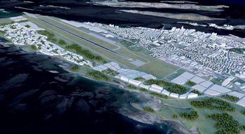 Bodø - alternativer for byutvikling ved bygging av ny flyplass