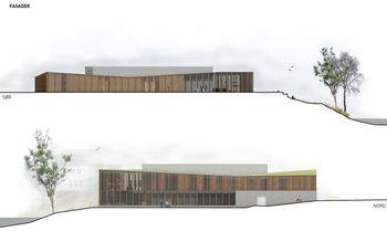 Asplan Viak vant arkitektkonkurransen om nytt kultursenter på Kalvild Gård ved Lillesand