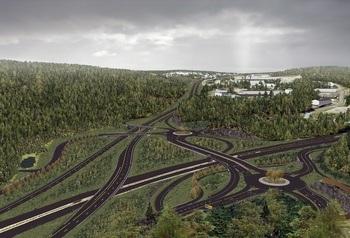 Asplan Viak leverer plan- og prosjekteringsforslag for hovedvegen mellom Oslo – Stockholm