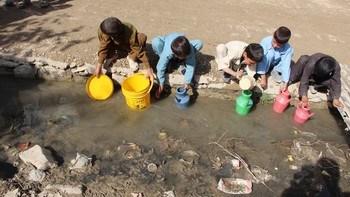 Antikorrupsjon Afghanistan