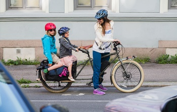 El-sykkel som stedsutvikler