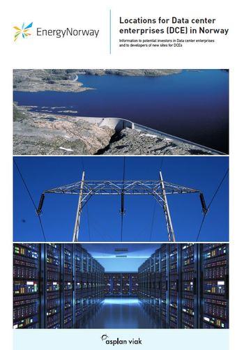 Store datasenter – er det den nye kraftintensive industrien i Norge?