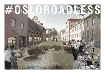 #OSLOROADLESS - Bli med på debatten om et bilfritt Oslo!
