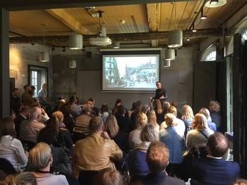 Asplan Viak utmerket seg på Oslo Urban Arena