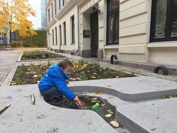 Overvann som nyttig ressurs i urbant landskap