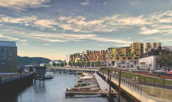 Asplan Viak planlegger Trondheims nye kollektivknutepunkt