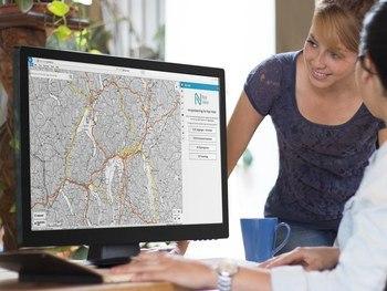Asplan Viak Internet leverer kartløsning til Nye Veier