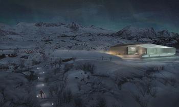 Asplan Viak på vinnerlaget i konkurransen SKREI temapark i Lofoten