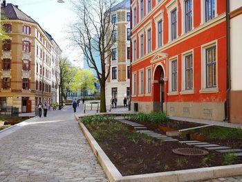 Deichmans gate åpnet i ny prakt