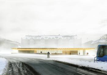 Asplan Viak vant arkitektkonkurranse om ny busstasjon i Kristiansand