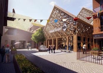 Bergensbaneregionen 2040 - Utviklingsstudie Voss - Vaksdal