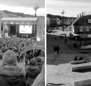 Masteroppgave om Stavanger Torg vekker internasjonal oppmerksomhet