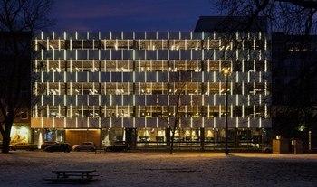 Mat- og merkevarehuset Mills fikk Oslo bys arkitekturpris 2017