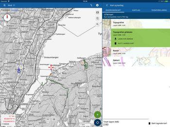 FoU: Enklere feltarbeid og gode turopplevelser ved hjelp av mobile løsninger