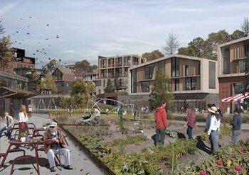 Urbact Hasle - den flerfunksjonelle byen