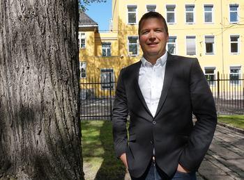 Per Christian Randgaard blir ny direktør for Bygg og Infrastruktur hos Asplan Viak