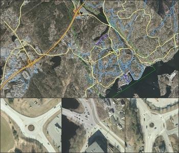 Trafikk og transportanalyser Aimsun Arendal