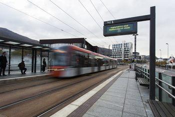 Norconsult og Asplan Viak planlegger bybane fra Bergen sentrum til Åsane