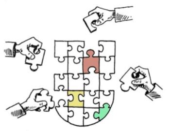 Å bygge nye kommuner
