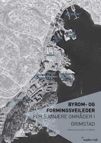 Byrom- og formingsveileder for sjønære områder i Grimstad