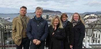 Asplan Viak etablerer Plangruppe i Ålesund