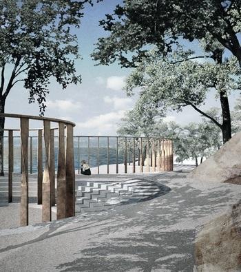 Asplan Viak er planrådgiver på Utøya-kaia