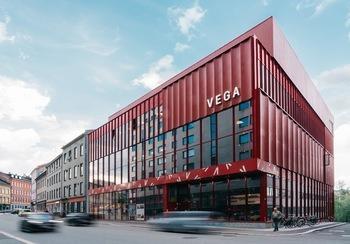 Vega Scene vant Oslo bys arkitekturpris