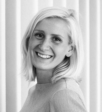 Taran Aanderaa fra Asplan Viak fikk hederlig omtale som finalist i Årets unge rådgiver 2019