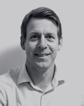 Ola Svenningsen er ny finansdirektør (CFO) i Asplan Viak