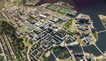Asplan Viak jobber med parallelloppdrag for å utvikle Steinkjer sentrum