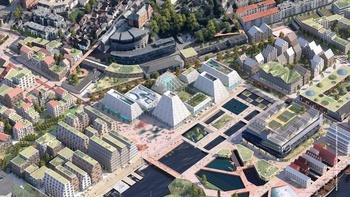 Asplan Viaks planer for Dokken i Bergen: Vil bygge øyrike og flytte Akvariet