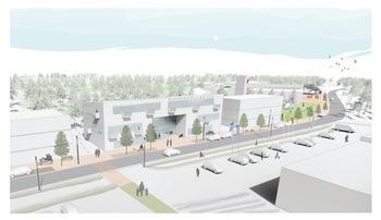 Strategisk sentrumsplan for Brøstadbotn