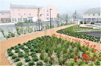 Glomfjord sentrum - stedsutvikling